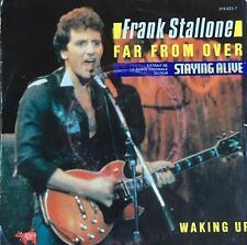 """Frank Stallone - Far From Over (BO """"Staying Alive"""") - Vinyl 7"""" 45T (Single)"""