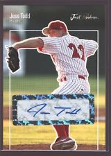 JESS TODD 2007 JUST ROOKIE AUTOGRAPH AUTO MINT RC MINT SP CARDINALS $12
