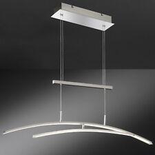 ☆ SALE ☆ Honsel LED Pendelleuchte Mikado Nickel Acryl verstellbar 19 Watt Lampe