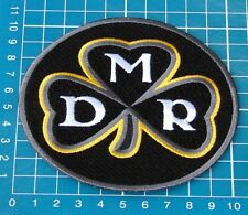 """DAN ROONEY 2017 MEMORIAL COMMEMORATIVE 4"""" PITTSBURGH STEELERS PATCH EMBROIDERED"""