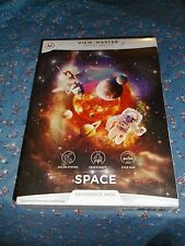 NIP View-Master Virtual Reality Experience Pack Space Solar System Star Map Spac