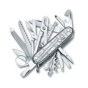 VICTORINOX Swiss Champ Taschenmesser 1.6794.T7 31 Funktionen Taschenwerkzeug