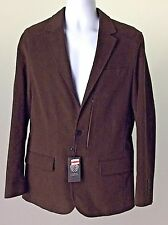 Vince Camuto Brown Removable liner 2-Button Blazer Size Medium *NWT*