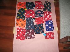 College GEN 2 Toddler & Youth Pajama Pants, All Colors, SCHOOLS & Sizes, NWT