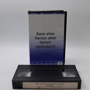 VHS - Bill Wilson - Kann eine Person eine Nation verändern #Metro Ministries