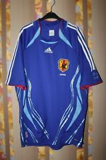 JAPAN NATIONAL TEAM 2006 2007 FOOTBALL SHIRT JERSEY ADIDAS SIZE XL