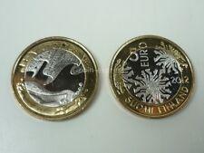 *** 5 EURO Gedenkmünze FINNLAND 2012 Nordlicht Nordische Natur Coin Suomi KMS **