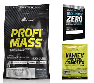 OLIMP PROFI MASS (Mass Gainer) 1000g FREE SHIPPING