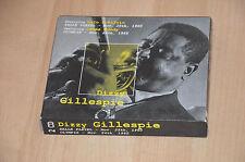 coffret 2 CD Dizzie Gillespie Jazz - Olympia 1965 / Salle Pleyel 1960