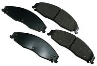 Disc Brake Pad Set-GXP Front Akebono ACT921