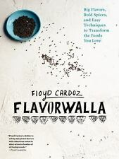 Flavorwalla: Big Flavor. Bold Spices. New Way to Cook the Foods You Love--Cardoz