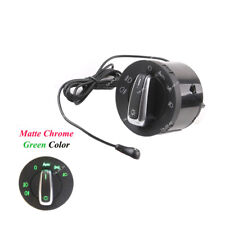 For Skoda Octavia 2004-2014 Chrome Auto Headlight Switch Light Sensor Module