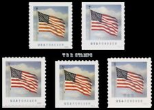 2016 Flag Forever 5052-55 5053 5054a 5054b 5055 Set of 5 Singles MNH - Buy Now