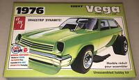 AMT 1976 Chevy Vega Funny Car Drag Car 1:25 scale race car model kit new 1156