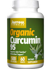 Jarrow Formulas Organic Curcumin 95 60 tabs
