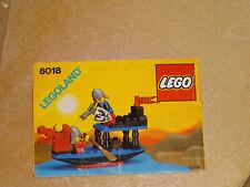 Legoland 6016 6034 6017 6018 Chevaliers etc avec BA 100/% complet au choix e7