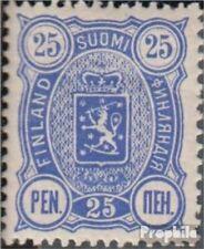 Finland Mi.-Aantal.: 31B met Fold 1889 Crest