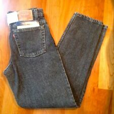 NWT Levi's Original 550 Red Tag Relaxed Fit Men's Jeans 30x32  Black Made in USA