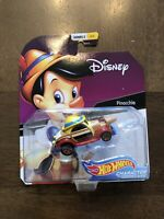 Hot Wheels Character Cars - Disney Pinocchio Series 2 4/6 - Brand New N12!