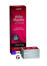 Fifty Shades of Grey Expansion Pack Card Game (Red Room Edition)