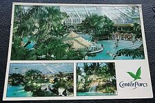 POSTCARD; ELVEDEN FOREST, CENTERPARCS; USED; POSTED