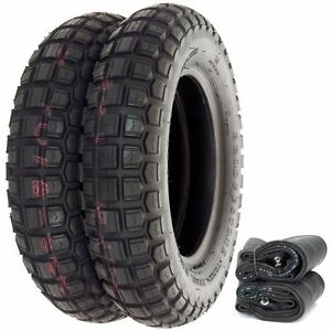 Bridgestone TW Trail Wing Tire Set - Honda CT70 1969-1982 - Tires and Tubes