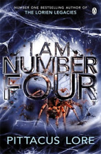 I Am Number Four BOOK NEW