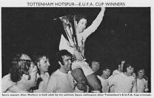 Tottenham Hotspur Football Team Photo > saison 1971-72