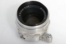 Zeiss Biotar 58mm f2 Lens For Exakta #46860002
