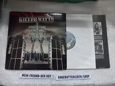 LP VA Killer Watts Double Album (17 Song) EPIC Journey Aerosmith Judas Priest