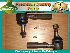 2 OUTER TIE ROD END SET FOR PAIR CHEVROLET COBALT 05-10 EQUINOX 05-09 HHR 06-11