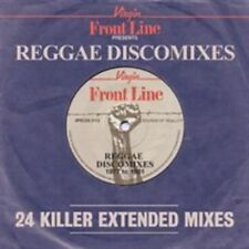 Various - Front Line Presents Reggae Discomixes Cd2 Universal
