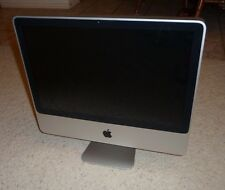 Apple A1224 2.0 GHz 250GB 20-inch iMac All In One Computer Monitor Only (Silver)