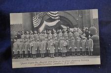 1906 *ULTRA RARE* Beacon Engine Company First Prize (NY) Postcard (Firemen)