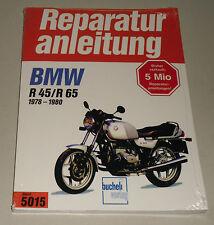 Reparaturanleitung BMW R45 / R65, Baujahre 1978 - 1980