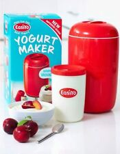 EasiYo Yoghurt Maker 1L Classic Red - Homemade Yoghurt Diy