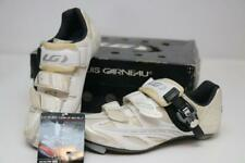 Louis Garneau Women's Revo XR Road Bike Shoes 39 8 White Silver NOS