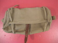 WWII Era German Army M31 Canvas A-Frame Pack Bag - Repro