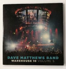 Dave Matthews Band - Warehouse 10 Vol 5 Limited CD Dodo, Last Stop, ABI,11 Songs