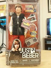 Justin Bieber JB Style Collection Doll with Music Gear New Sealed RARE 2011