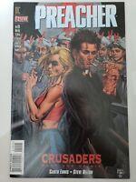 PREACHER #19 (1996) DC VERTIGO COMICS AMC TV SERIES! GARTH ENNIS! STEVE DILLON