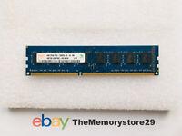 1 x 4GB Stick DDR3 PC Desktop Memory RAM Module PC3-10600 1333MHz 240 Pin DIMM