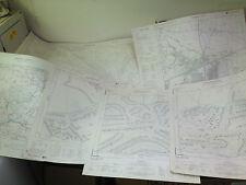 Quantity/Job Lot of Ordnance Survey Sheet & Plan Maps