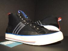 09 ADIDAS VULCANIZED BOOT ORIGINALS BY KAZUKI KZK BLACK WHITE BLUE RED 360837 9