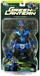DC Green Lantern Series 5 Brother Warth Action Figure
