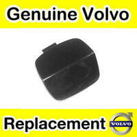 Genuine Volvo V50 (08-12) Rear Bumper Towing Eye Cover (Unpainted)