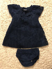 Carters Baby Girl Lace Dress (6 Months)