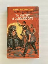 THREE INVESTIGATORS #10 THE MYSTERY OF THE MOANING CAVE UK TALL VERSION HC