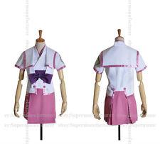 From The New World Saki Watanabe School Uniform Cosplay Costume