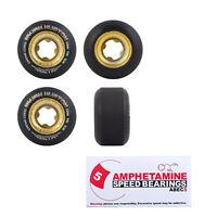 RICTA Chrome Core Skateboard Wheels David Gonzalez Factory 2nds. 53mm